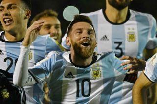 Lionel Messi y la isla de Borges