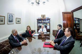 ADEPA se reunió con Federico Pinedo para proponer medidas que protejan a los trabajadores de prensa