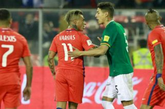 La venganza de Nelson Cabrera tras la eliminación de Chile