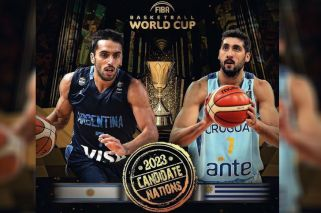 Argentina y Uruguay oficializaron su sueño