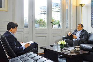 """Mario Quintana: """"Hay muchos sectores cartelizados"""""""