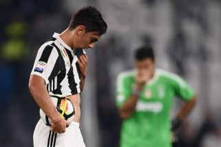 Dybala erró un penal y la Juventus perdió una racha