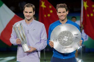 Federer volvió a ganarle a Nadal y sueña con el número uno