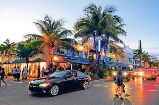 Miami, Brasil y Chile encabezan los destinos más elegidos para el verano