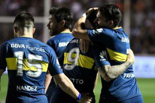 Boca Juniors le ganó a Patronato y se mantiene en la cima