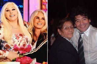 Los saludos de los famosos en el día de la madre