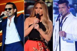 Estrellas del espectáculo unidas en EE.UU. por las víctimas de los desastres en América