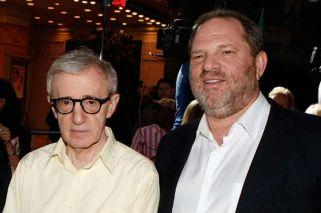 """Woody Allen, tras las denuncias contra Weinstein: """"Que esto no conduzca a un ambiente de caza de brujas"""""""