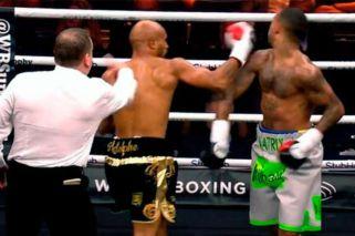 El golpe antideportivo que indigna al mundo del boxeo