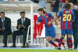 El mimo de Barcelona a Messi a 13 años de su debut