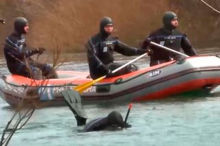 El cuerpo hallado en el Río Chubut tendría el DNI de Santiago Maldonado