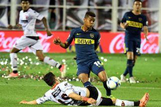 Wilmar Barrios se fracturó y preocupa a todo Boca