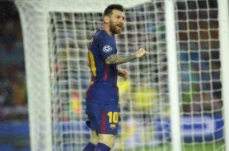 El nuevo récord de Messi con la camiseta del Barcelona