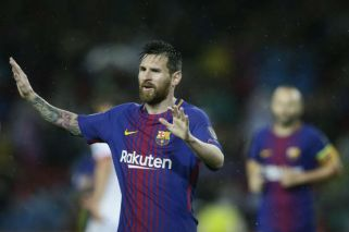 El misterio de Lionel Messi: ¿Qué comió en pleno partido del Barcelona?