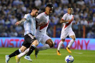 Revelan qué dijo Messi en el vestuario tras el empate con Perú