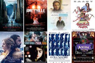 Estos son los ocho estrenos de la semana que renovaron la cartelera