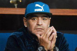 """Diego Maradona sobre el caso Maldonado: """"El pueblo tendría que salir a la calle"""""""