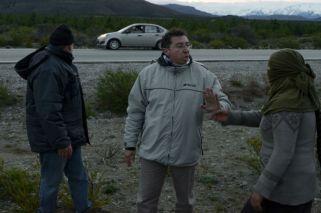 """La """"grieta"""" mapuche que permitió el hallazgo del cuerpo"""