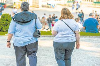 La obesidad ya afecta más a las mujeres