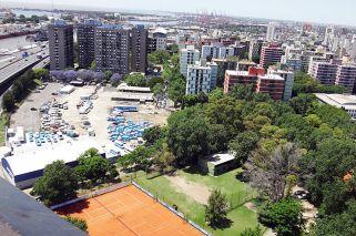 Centenario club de tenis, en riesgo por proyecto inmobiliario