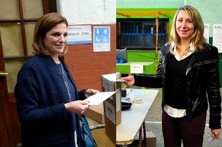 Las mujeres arriba: en Buenos Aires, ellas les ganaron a sus compañeros varones