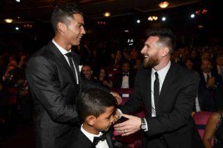 Cristiano Ronaldo fue elegido el mejor del mundo y superó a Messi en premios