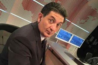 José Hernández renunció al programa de Paluch, en solidaridad con Ariana