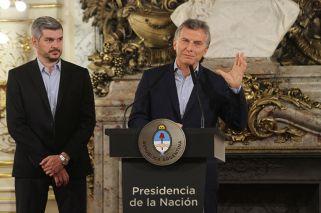 Tras la victoria, Macri pide unidad y