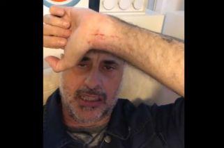 Jorge Rial habló del violento robo que sufrió