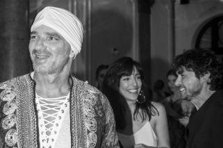 Diego Finkelstein ofreció una fiesta para celebrar Art Basel Cities en Buenos Aires
