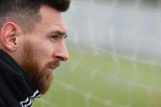 El enojo de Messi con el periodismo: