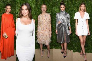 Looks que anticipan lo que viene en la gala de Vogue