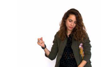 Daniela Herrero participó del especial Musas e Intérpretes de Perfil.com.