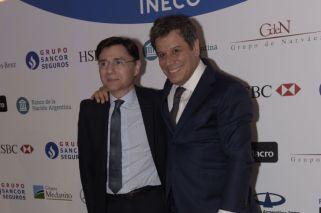 Jorge Fontevecchia asistió a la Cena Anual de la Fundación INECO.