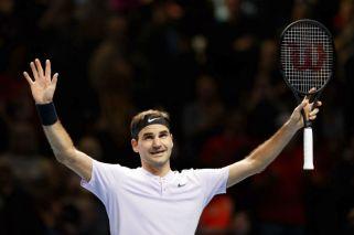 Federer derrotó a Zverev y es el primer semifinalista