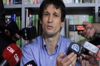 Lagomarsino: Tras casi tres años, hoy indagan al dueño del arma que mató a Nisman