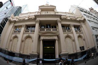 El Banco Central elevó en más de dos puntos la tasa de Lebacs