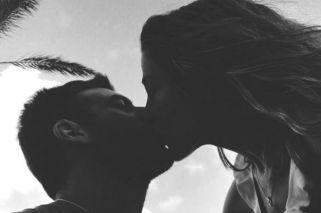 La romántica luna de miel de Jimena Barón y Juan Martín del Potro