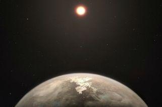 Descubren un nuevo planeta a 11 años luz que podría albergar vida.
