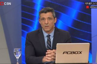 El reemplazante de Víctor Hugo habló sobre su despido de C5N