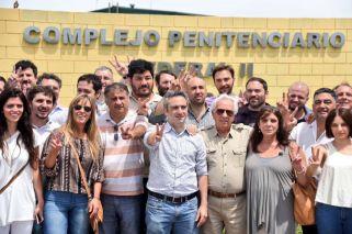 Tour kirchnerista a las cárceles por el Día de la Militancia