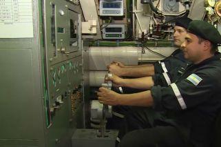 Video | Cómo es el submarino ARA San Juan por dentro