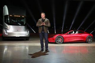 Un camión y un superdeportivo: las grandes novedades eléctricas de Tesla