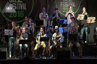 El cierre del Córdoba Jazz Festival, a toda orquesta con concierto de la CJO