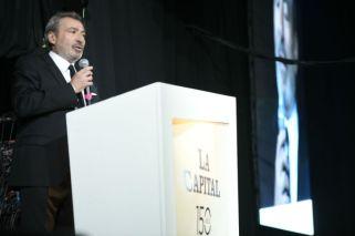 El diario La Capital celebró con una cena de gala sus 150 años