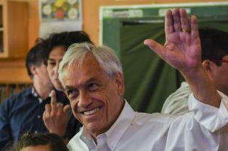 Sebastián Piñera ganó las elecciones pero no pudo evitar el balotaje