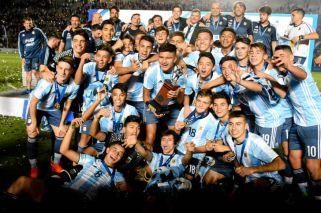 Argentina se lo dio vuelta a Brasil y gritó campeón