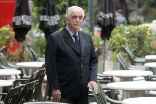 Murió Víctor Martínez, exvicepresidente de Raúl Alfonsín