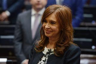 Judge requests that Cristina Fernández de Kirchner be stripped of immunity