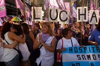 8M in Argentina: Women prepare for massive rights strike
